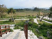 古宇利島のアマジャフバル農村公園の写真