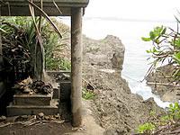古宇利島の龍之宮 スルル洞(ガマ)