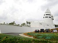 古宇利島の古宇利オーシャンタワー/古宇利島シエルタワー(2013年11月23日オープン)