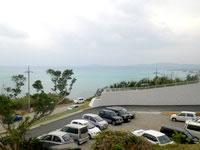古宇利島の古宇利オーシャンタワー/古宇利島シエルタワー(2013年11月23日オープン)の写真