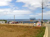 古宇利島のハートロック/ハート岩/ティーヌ浜 - 今は有料駐車場で自由に行けません