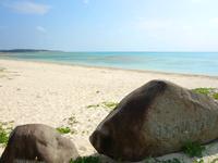 イーフビーチ(沖縄本島離島/久米島のビーチ/砂浜)