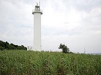 久米島の灯台