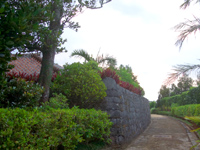 久米島の上江洲家 - とてもいい雰囲気の家屋です