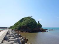 ガラサー山/男岩