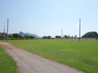久米島のふれあい公園の写真