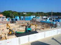 久米島の兼城港フェリーターミナル - 売店もありお土産も買えます