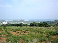 久米島の久米島焼 ナカムラ陶芸/中村康石陶房/カフェ/ギャラリー - 景色はこんなにきれい