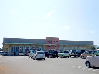 久米島のAコープ久米島店「久米島東側の中心的スーパー」