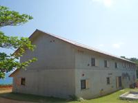 久米島の銭田森林公園/宮崎駿プロデュース交流施設 - 公園へと至る道はこんなところから始まる