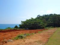 久米島の銭田森林公園/宮崎駿プロデュース交流施設 - 遊具はあるが使われている様子が無い