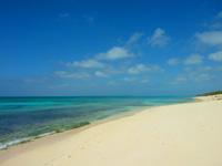 来間島の長間浜