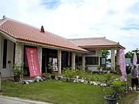 来間島のカフェ楽園の果実