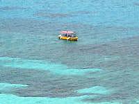 来間島の来間島水中観光船 トミー - これが海中観光船トミー