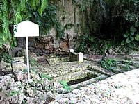 来間島の来間ガー/来間川/来間泉 - ガー=井戸なので昔の島の水源