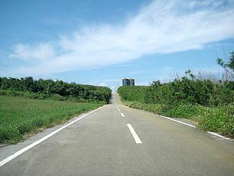 来間島一周道路