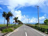 黒島の東筋/日本の道百選