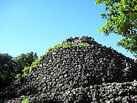 黒島のプズマリ展望台の写真