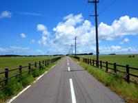黒島絶景ロード/メインストリート