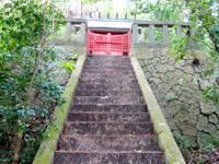 南大東島の大東神社/ダイトウオオコウモリのねぐら - 大東神社