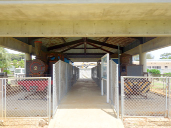 シュガートレイン/ふるさと文化センター/離島振興総合センター
