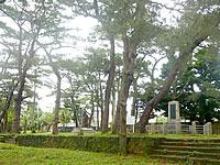 南大東島の玉置半右衛門記念碑