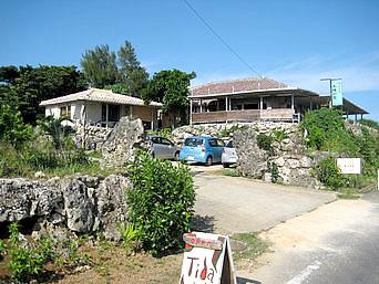 宮古島の島カフェ とぅんからや/太陽が窯(ティダガガマ)「ゴルフ場の北側の道路沿いにあります」
