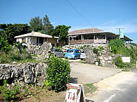 宮古列島 宮古島の島カフェ とぅんからや/太陽が窯(ティダガガマ)の写真