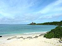 宮古島の健康ふれあいランド公園ビーチ