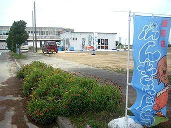 宮古島のinんきゃどら/荷川取漁港直売所(閉店・島の駅みやこへ移転)「港へ行く途中にありました」