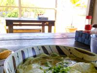 宮古島のくりまとうふ 皆愛屋/みなあいや - ゆし豆腐ソバは鉄板です!