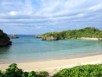 宮古島の宮古島七光湾 サンピラー - ビーチ自体は素朴でいい雰囲気なのに・・・