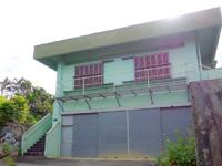 宮古島のガーデンカフェ悠遊 - 建物はこの状態!