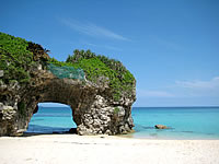 宮古島「砂山ビーチ」