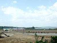 宮古島のパイナガマビーチ - 2016年時点で大規模公園整備中