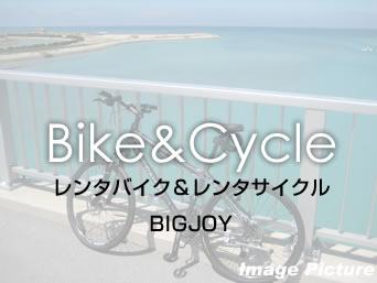 レンタバイク&レンタサイクル BIGJOY宮古島