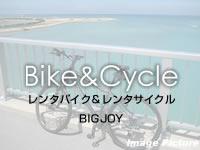 宮古列島 宮古島のレンタバイク&レンタサイクル BIGJOY宮古島の写真