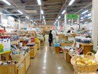 宮古島の島の駅みやこ - 店内は相変わらず沢山のものが揃っている