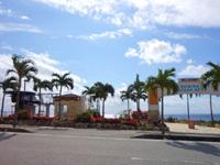 宮古島のザ・シギラリフト・オーシャンスカイ/THE SHIGIRA LIFT OCEAN SKY - 坂の上のリフト乗り場