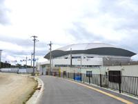 宮古島の宮古島ドーム/スポーツ観光交流拠点施設 - 絶対に要らない箱物