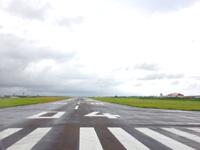 宮古島の宮古空港の写真