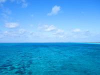 宮古島の展望スペース - 展望スペースから見る海の色は最高!
