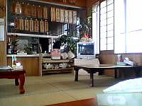 宮古島のすむばり食堂 - 店内はまさに家庭的