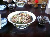 宮古島のすむばり食堂 - すむばりソバが有名!