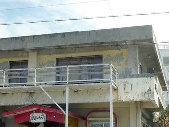 宮古島のバー アルケミスト(閉店)「ADishの2階はもぬけの空」