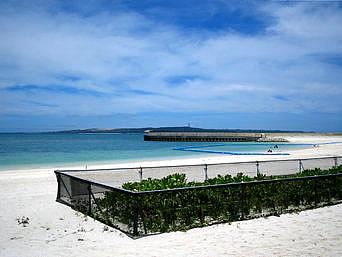 宮古島のトゥリバー海浜公園