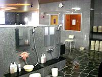宮古島の宮古島温泉 - 洗い場は結構広いです