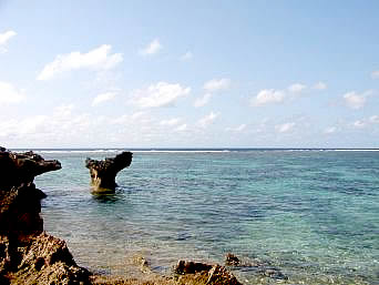 シギラビーチ/海岸