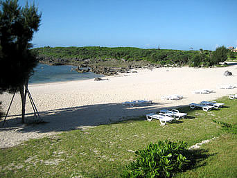 宮古島のシギラビーチハウス