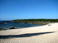宮古島のシギラビーチハウス - 昔はこんな砂浜なかったもんな〜